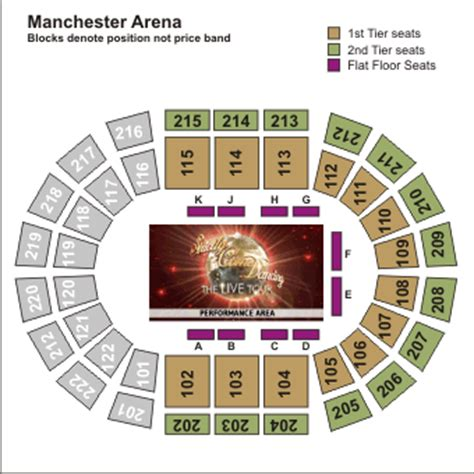 manchester arena floor plan strictly come dancing the live tour manchester phones 4u