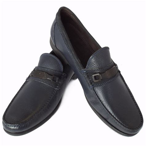 comfortable mens loafers anatomic co lins mens comfortable slip on loafers in