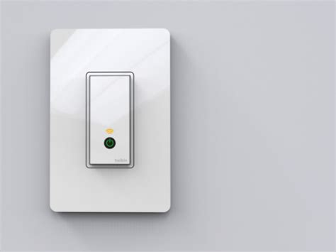 belkin launches its wemo light switch for android users