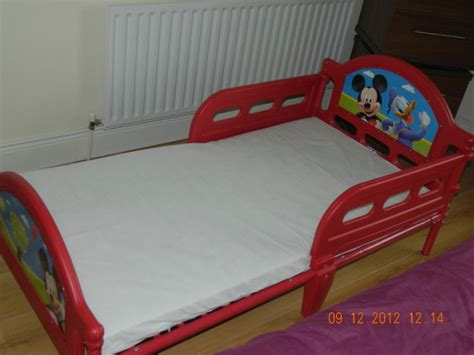 mickey mouse toddler bed mickey mouse toddler bed for sale in naas kildare from kamil49