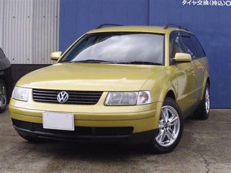1999 Volkswagen Passat Wagon by 1999 Volkswagen Passat Wagon 3bapu 1 8t For Sale Japanese