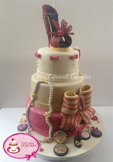 Designer Shoe  Ee  Birthday Ee   Cake Cakecentral M