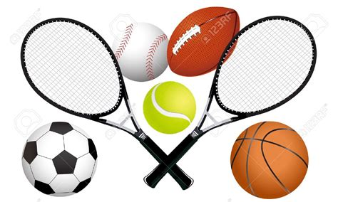 sport clipart free printable sports clip