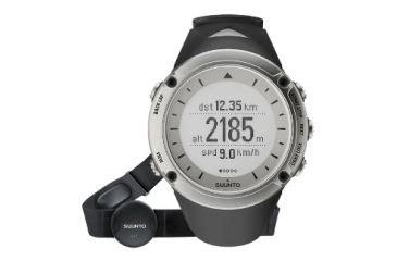 Suunto Ambit Silver Hr suunto ambit barometer thermometer outdoor adventure
