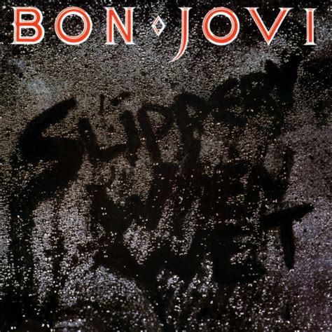 bon jovi album musicotherapia bon jovi slippery when wet 1986