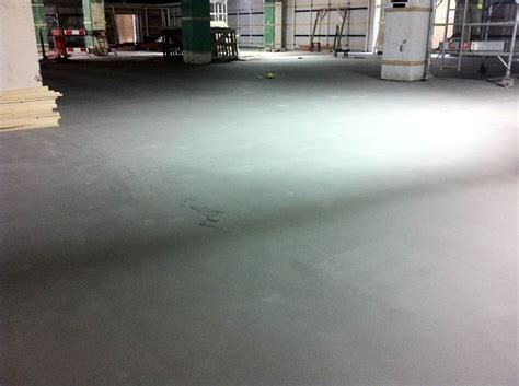 Sand Concrete Floor by Sand And Cement Screed Floor 3 Sml Midland Screed