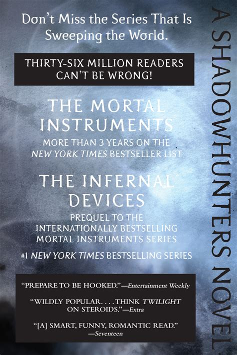 city of ashes ebook by clare official