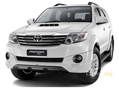 Home Interior App by Toyota Fortuner 2014 G Trd Sportivo Vnt 2 5 In Kuala