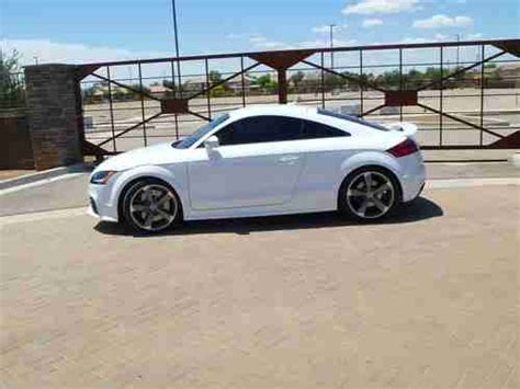 Audi Software Upgrade Purchase Used 2012 Audi Tt Rs Quattro W Stasis