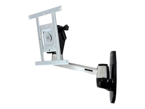 Swing Arm L Wall Mount ergotron lx hd wall mount swing arm ebuyer