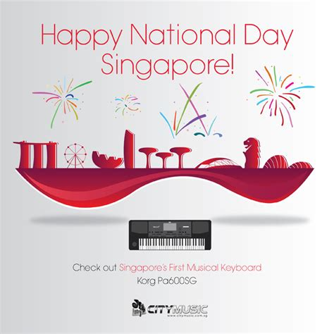 Singapore S Day 2017 Happy National Day Singapore