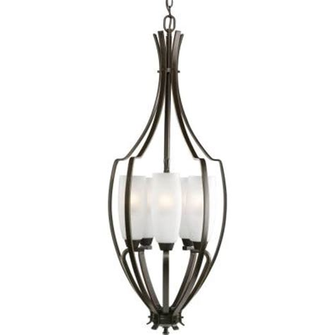 progress lighting wisten collection 5 light antique bronze