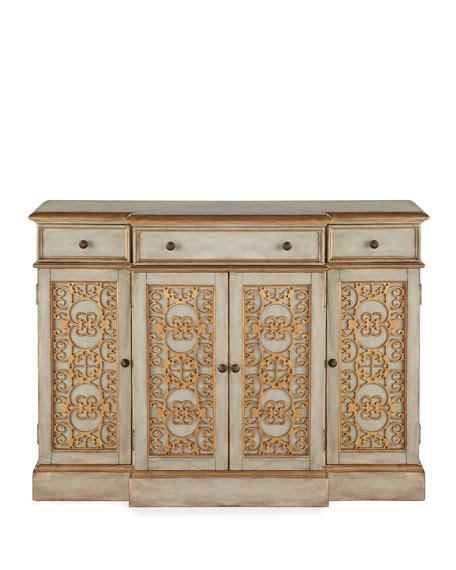 Outdoor Sideboard 1189 by Furniture Ellie Scrolls Sideboard