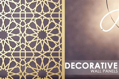 islamic pattern wall 3d islamic pattern wall panel cgtrader
