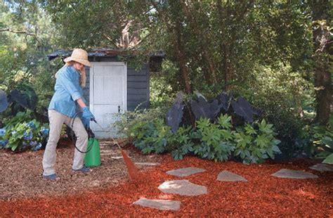corteccia da giardino pacciamatura pollicegreen