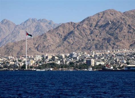 porto giordania il porto di aqaba