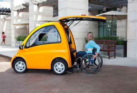 Rollstuhlgerechtes Auto by Trunk Wheelchair Accessible Cars Wheelchair Accessible Car