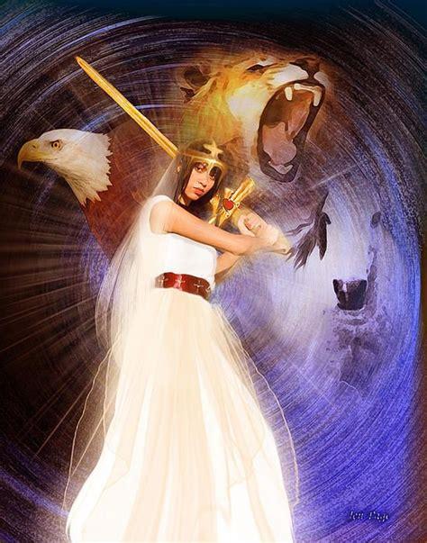 braut christi warriors bride of christ and prophetic art on pinterest
