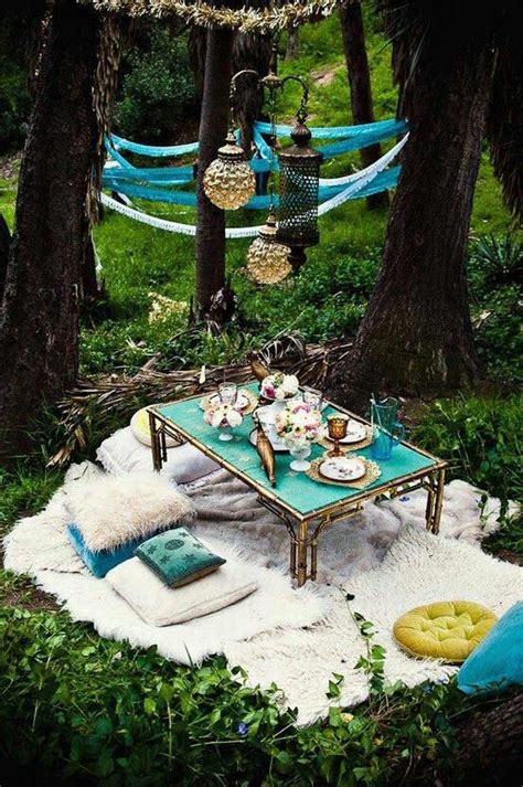 backyard picnic ideas romantic backyard picnic idea picnic pinterest