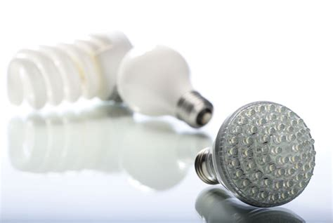 Led And Cfl Light Bulbs A Guide To Energy Efficient Bulbs Halogen Cfl And Led Light Bulbs