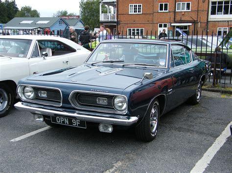 calendar club plymouth plymouth barracuda 1967 69 mopar association uk