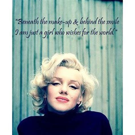 marilyn monroe quote marilyn monroe quotes tumblr and sayings a wise girl about