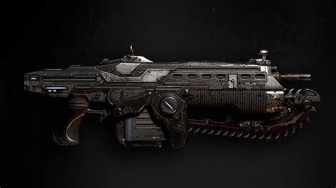 imagenes de retro lancer lancer weapons gears of war official site