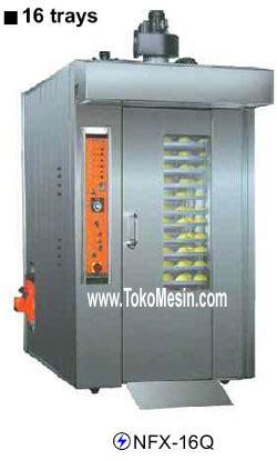Oven Roti Rotary jual gas rotary oven di denpasar bali toko mesin