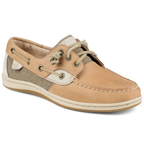 sperry women s songfish boat shoes bob s stores