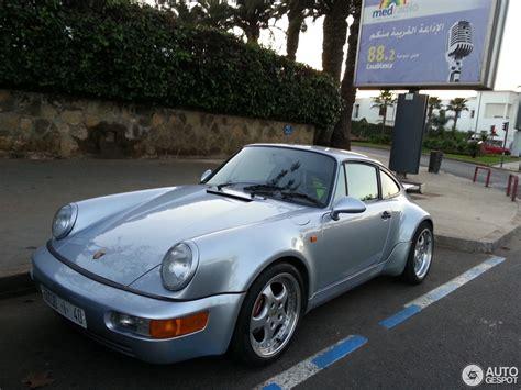 Porsche 964 Turbo S by Porsche 964 Turbo S 3 6 10 February 2016 Autogespot