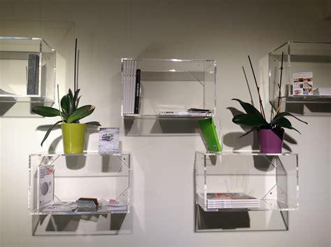Mensole Bagno Senza Forare by Designtrasparente Design Esclusivo In Plexiglass