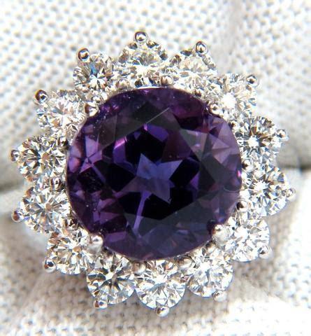 Purple Pearl Amethyst 8 90ct rings avis galleries