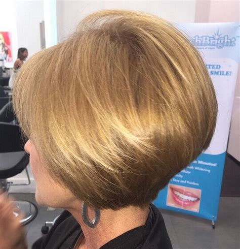 stacked bob haircut for women over 40 22 popular bob haircuts for short hair pretty designs