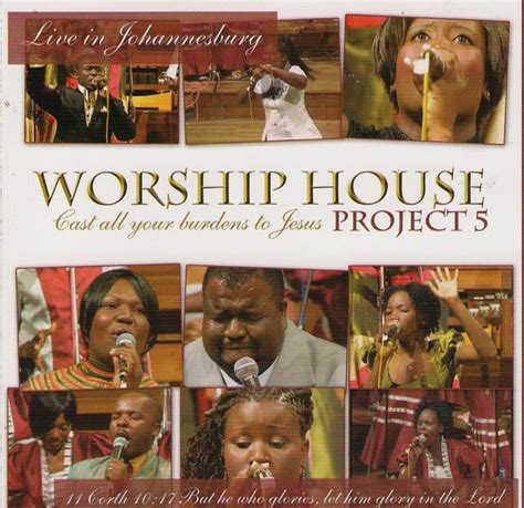 worship house music worship house cast all your burdens to jesus project 5 cd raru