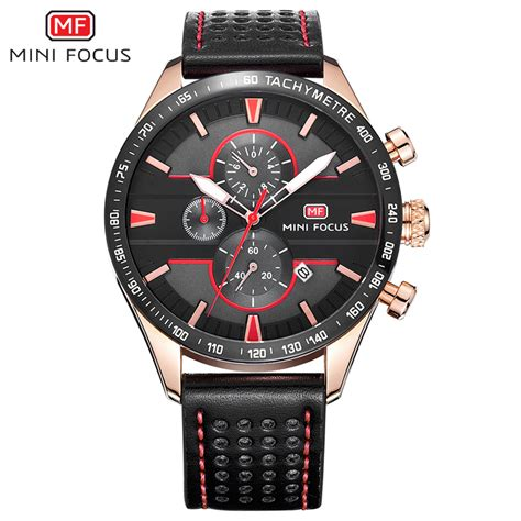 chronograph luxury quartz sport watches