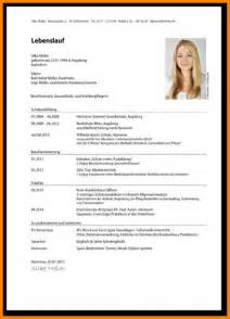 9 Lebenslauf Richtig Schreiben Resignation Format