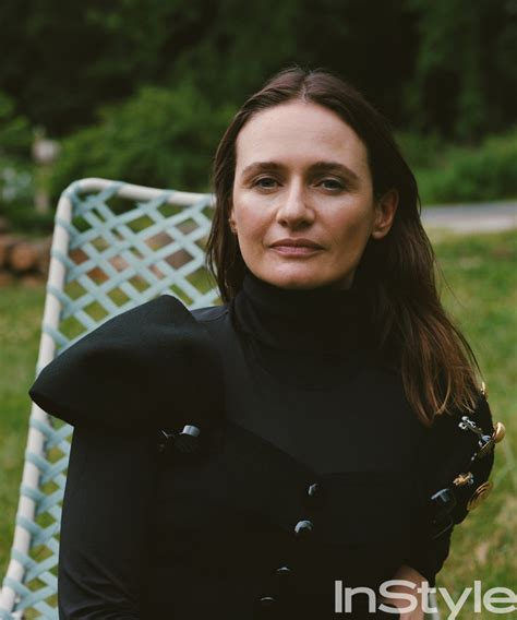 Style Emily Mortimer by Emily Mortimer On The Possibility Of A Newsroom