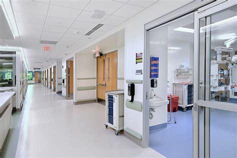 ellis emergency room ellis hospital emergency department modernization and parking structure turner construction