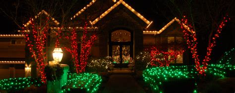 holiday lighting in medina wa by lakeview prowash