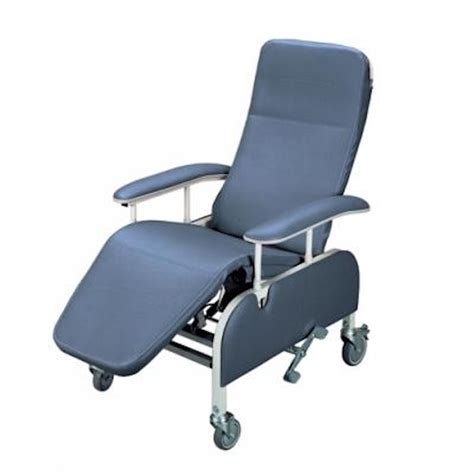 Geri Chairs by Lumex Tilt In Space Drop Arm Reclining Geriatric Chair