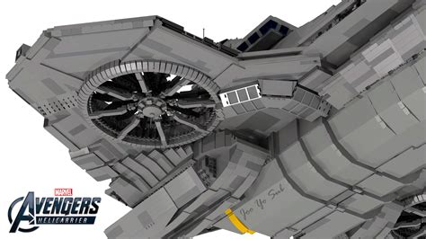 lego olandese volante lego helicarrier may become a reality geekynews
