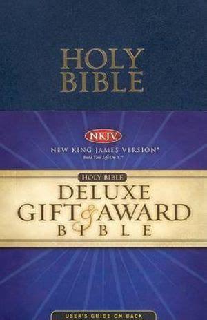 Gift Bible Nkjv Classic booktopia gift award bible nkjv new king