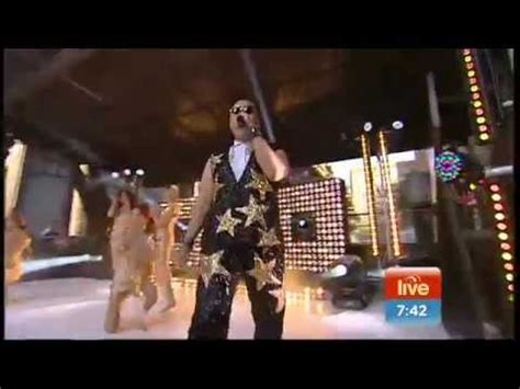 psy hits his next view count milestones for daddy and psy performs on sunrise youtube