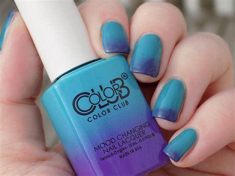 color club color club mood serene green transition