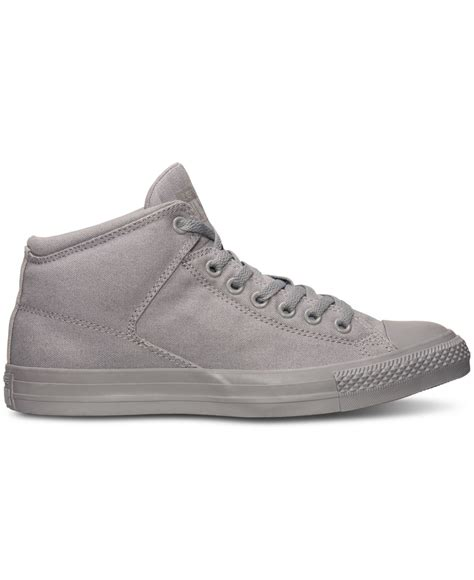 casual sneakers for lyst converse s chuck high ox casual