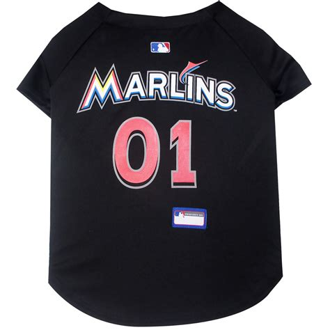 puppy jerseys miami marlins jersey small healthypets