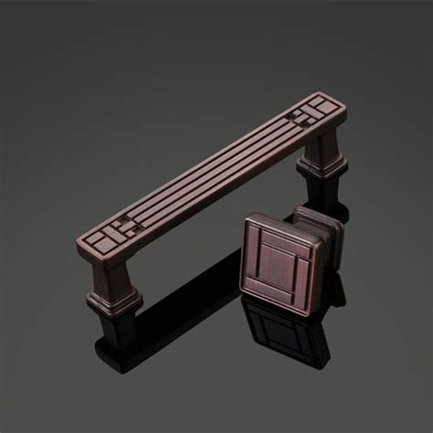 rochester collection arts crafts cabinet pull 4 5 16
