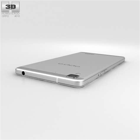 Fuze Anticrack Oppo R7 Custom oppo r7 silver 3d model hum3d
