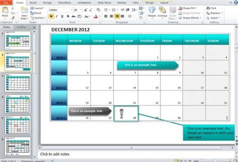 Quotes To Add To Calendars Quotesgram Powerpoint Add Template