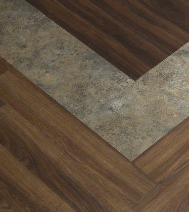 Achieve Versatile Flooring Designs With New Luxury Vinyl Plank
